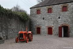 Midleton Distillery. (Fred Dean Jnr) Tags: tractor cork whiskey midleton jameson fordson midletondistillery january2012