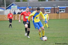 Atherton LR 2-1 Chadderton (KickOffMedia) Tags: road game net senior loss sport club ball manchester one town stand football goal referee shoot play shot post kick terrace stadium soccer north atmosphere ground player points fields match pitch fans manager fc score spectator tackle league throw midfielder fa grassroots striker defender atherton skill laburnum goalkeeper rovers nonleague linesman manchesterfootball nwcfl
