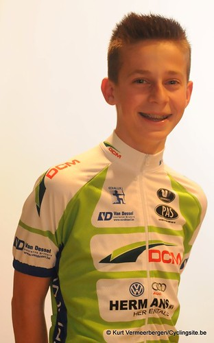 Ploegvoorstelling DCM Cycling Team (1)