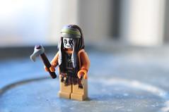 tonto (julochka) Tags: lego lone ever job legominifigures rangercoolest