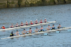 WEHoRR 2014 (Colin 365) Tags: london thames river women rowing eights wehorr