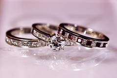 Lve (amesis) Tags: wedding love engagement infinity ring diamond forever ruby eternity