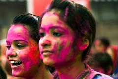 Holi-2014 (Shutter Sloka) Tags: india colors festival children fun hyderabad begumbazar holi2014 vamshigadagoniphotography