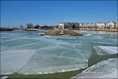 Breakup (Jeannot7) Tags: ontario ice marina lakeontario cobourg