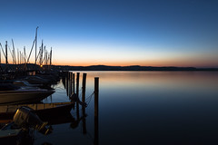 silence (karlszwerg) Tags: bodensee sonnenaufgang yachthafen allensbach inselreichenau mittelzell gnadensee
