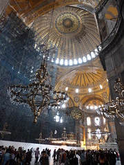 Hagia Sophia (loxias) Tags: istanbul sophia ayasofya haghia