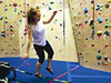 Cross training at Core Climbing Facility