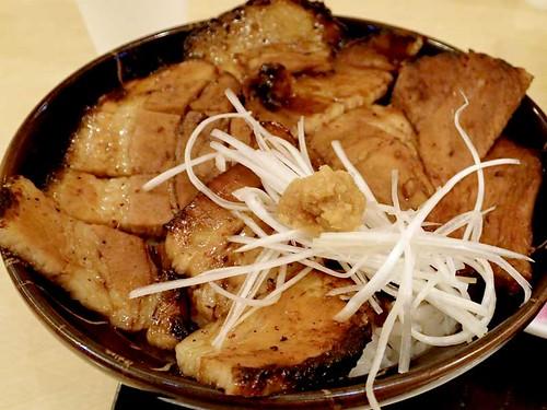 阿寒の豚丼