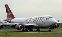 _MG_0058 Virgin Lady Bird (M0JRA) Tags: manchester airport atlantic virgin 400 planes ladybird boeing 747