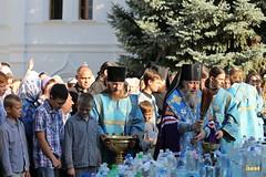 70. The blessing of water on the day of the Svyatogorsk icon of the Mother of God / Водосвятный молебен в день празднования Святогорской иконы Божией Матери
