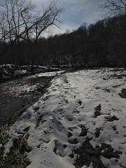 #FlyFishing #Wisconsin #Stream #River #Creek #Tributary #Watershed #Winter #CatchAndRelease (mlmck) Tags: flyfishing wisconsin stream river creek tributary watershed winter catchandrelease