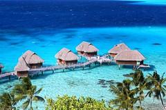 We call this Faré (house) (BoraBoraPhotosVideos) Tags: borabora island paradise southpacific sun beach sunrise amazing dream holydays beautiful bestvacations photooftheday picoftheday photodujour wedding tahiti polynesian edouardott instagood