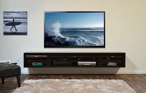 Wall Mount Tv Console Eco Geo Entertainment Center