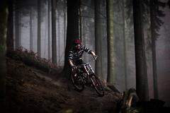 Downhill (Leon Müller) Tags: germany demo eos oliver richert sigma downhill f28 bielefeld 70210mm quellental youtube 600d teuteburgerwald kr3at1v