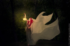 Soulkeeper (Art and Discord Studios) Tags: light art beauty female forest model fineart redhair conceptualphotography creativelive brookeshaden artanddiscordstudios sierracolleen killerinstincthairmakeup