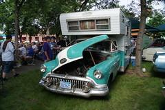 "52 Buick RV Camper (DVS1mn) Tags: minnesota fairgrounds state stpaul rv camper motorhome recreationalvehicle 2013 msra""backtothe50′s""40thanniversaryjune2123 rvd2362"