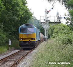 60074  Marchwood (John Dedman) Tags: fawley class60
