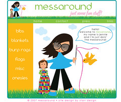 messaround-homepage