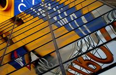 Riflessi sul Mercato (r_evolution63) Tags: city blue red italy reflection glass colors sign yellow metal reflections reflex europa europe italia commerce market blu sony giallo shops stores rosso colori riflessi mercato insegna citt padova vetri vetro riflesso padua commercio veneto supermercato negozi dscw7 metallo nordest stanga viavenezia provinciadipadova centrogiotto centrocomercialegiotto