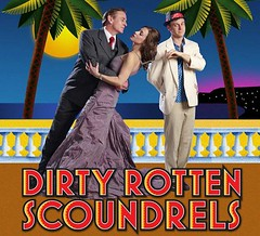 Dirty Rotten Scoundrels Poster (Chatwick Harpax) Tags: newyorkcity rascal poster weird dance alley play sinister coverart broadway formal evil eerie romance creepy prom thief bridesmaid rogue playbill villain maid fancydress crook robber princegeorge michaelcaine pickpocket mugger catburglar despicable darkalley ballroomdance dirtyrottenscoundrels damselindistress scoundrels copsandrobbers scallywag maidcostume truedetective jewelthief thiefofhearts princesskate satingown playposter velvetgown realdetective ladyindistress jewelrythief matthewbrodrick