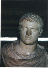 Roman Emperor? if you know who, please advise (sftrajan) Tags: sculpture london museum 2000 muse musee bust londres museo britishmuseum emperor ancientrome romanemperor classicalart