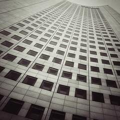 empty eyes (timmytimtim75) Tags: bw mobile architecture square phone leipzig squareformat s3 hochhaus uniriese cityhochhaus henselmann steilerzahn samsunggalaxy flickrandroidapp:filter=none