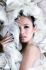 Emmerie 2 (chrisitch) Tags: chris light portrait white beauty fashion closeup asian photography photo high key asia photoshoot natural christina philippines 2013 itchon