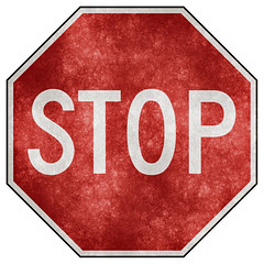 Stop Sign Grunge (Free Grunge Textures - www.freestock.ca) Tags: old red white black texture crimson sign danger warning vintage square word grit typography grey design high message traffic flat graphic image symbol antique decorative quality grunge letters stock gray grain decoration picture free gritty icon surface dirty retro communication stop caution worn signage damage type letter resolution aged lettering grainy grime damaged res signal pictogram isolated alert octagon resource symbolic textured grungy typographical typographic highres pictograph grimy octagonal grunged grittiness pictographic griminess freestockca