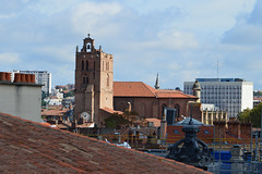 Toits de Toulouse (Tengut) Tags: saint de cathdrale toulouse etienne toits villerose