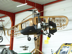 (G-BKLZ) V-Wallis Hermeskeil (ZD703) Tags: hermeskeil g552 wallisautogyro vintenwallis gbklz