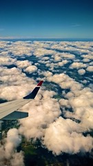 Rows of Clouds (DonMiller_ToGo) Tags: clouds pennsylvania arial views500 views100 views200 views400 views300 lumia928