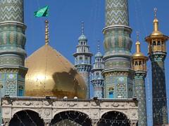Cúpula en Irán www.elrincondesele.com (josemiguel_80) Tags: