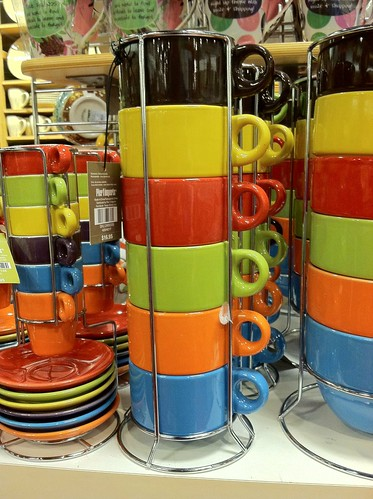 Colors, Colors, Cups!