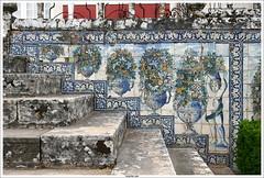Palacio dos Marqueses de Fronteira Lisbonne (vazyvite) Tags: blue bleu palais azulejo marquis azulejos palacio fronteira marquese