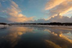 Speglun/Reflection-Elliavatn (nurdug2010) Tags: snow mountains reflection clouds iceland sland snjr sk speglun fjll elliavatn lakeelliavatn canon24105mmlens canoneos5dmarkiii nurdugh gurnhauksdttir nurdugphotos
