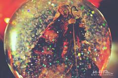 Let It Snow (Hi-Fi Fotos) Tags: christmas holiday snow glitter season joseph globe nikon december shepherd decoration sigma kitsch d5000 18250mm hallewell hififotos