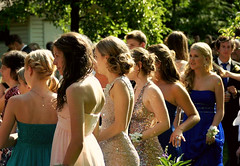 prom (carleigh~) Tags: travel girls friends summer love nature beautiful hair pretty dress longhair curls sparkle prom dresses fancy summertime expensive bestfriends backofhead bigcurls