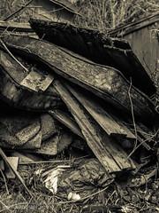 Waste (BenChapmanphoto) Tags: blackandwhite rot monochrome decay 28mm olympus lincolnshire photowalk waste csc urbex deterioration m43 iso160 m42lens manuallens suttonbridge legacylens m42mount epl1 polar28mmf28 microfourthirds compactsystemcamera