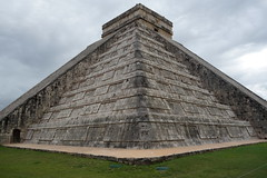 The Temple of Kukulkan (El Castillo) (jdf_92) Tags: mexico maya yucatan unesco chichenitza castillo kukulkan