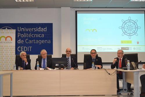 Reunión Consejo de Dirección CMN rectores