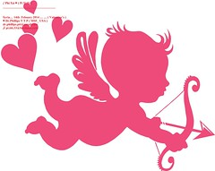 cupid (DrPhillipsTT) Tags: charity baby holiday man cute love beautiful beauty silhouette horizontal illustration angel fly day heart graphic symbol sweet decorative object magic cartoon decoration wing young icon valentine romance celebration desire ornament bow cherub romantic arrow concept cupid shape decor vector isolated myth vetor cupidon