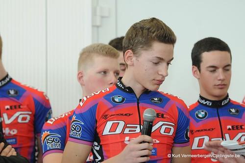 Ploegvoorstelling Davo Cycling Team (175)