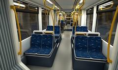 Bombardier FLEXITY 2 Blackpool Tram (Design Triangle Ltd) Tags: design triangle interior tram rail vehicle blackpool bombardier flexity