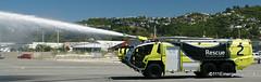 Wellington Airport Fire Service Rescue 2 (111 Emergency) Tags: rescue airport crash wellington panther tender rosebauer