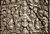 Stone Carving of Hand-in Clasping Deva at Angkor Wat (Patumraat) Tags: world old travel holiday building tourism architecture wonder thailand temple ancient cambodia vishnu god religion ruin culture buddhism siem classical civilization wat hindu asean reise reab