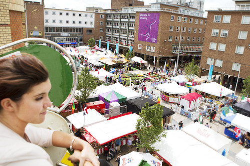 Events in Broadgate