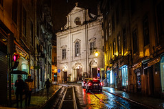 Lisbon Night - Explored (Paulo N. Silva) Tags: