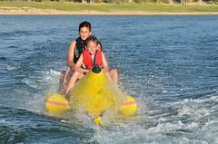 Saturday at Echo (TMLizzy Irwin) Tags: utah elise andrew collin echoreservoir waterweenie june2013