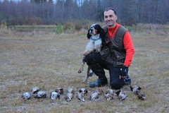 """Caza Becada / Hunting Woodcock • <a style=""""font-size:0.8em;"""" href=""""https://www.flickr.com/photos/61427906@N06/13853454505/"""" target=""""_blank"""">View on Flickr</a>"""