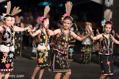 _NRY5651 (kalumbiyanarts colors) Tags: sabah cultural dayak murut murutdance kalimaran2104 murutcostume sabahnative